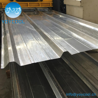 Stainless Corrugated Steel Roof Sheet