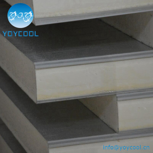 Pu Sandwich Wall Panel