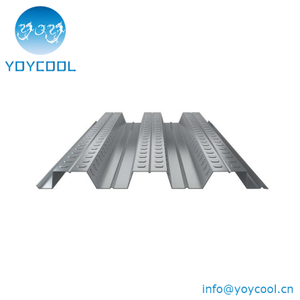 Steel Floor Decking Sheet Support System Solution
