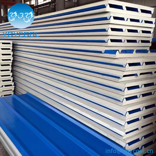 PU Sandwich Panels For Building