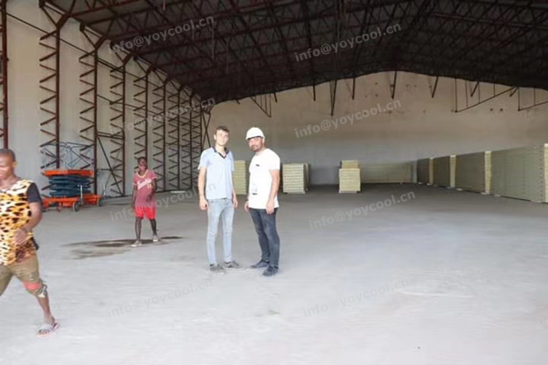 Cold Storage Room in Djibouti-YOYCOOL (4)