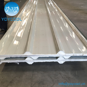 20mm Thickness Anti-Corrosion PU Roof Panel