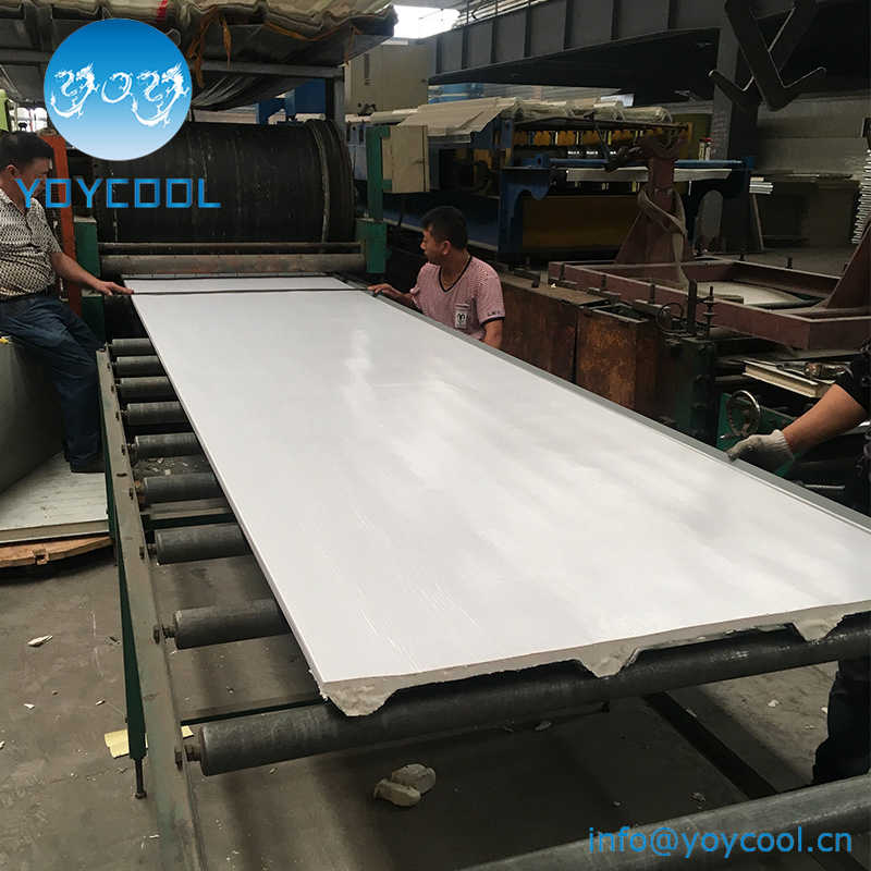 20mm PU Sandwich Panel For Poultry roof