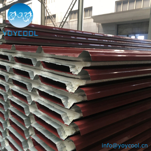 20mm Thickness Anti-Corrosion PU Roof Sandwich Panel