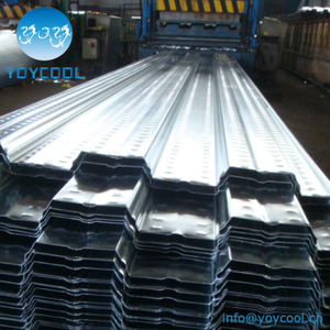 Steel Floor Decking Sheet