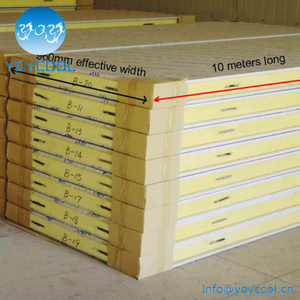 PU Sandwich Panels For Cold Room