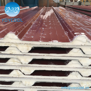 20mm PU Roof Sandwich Panel